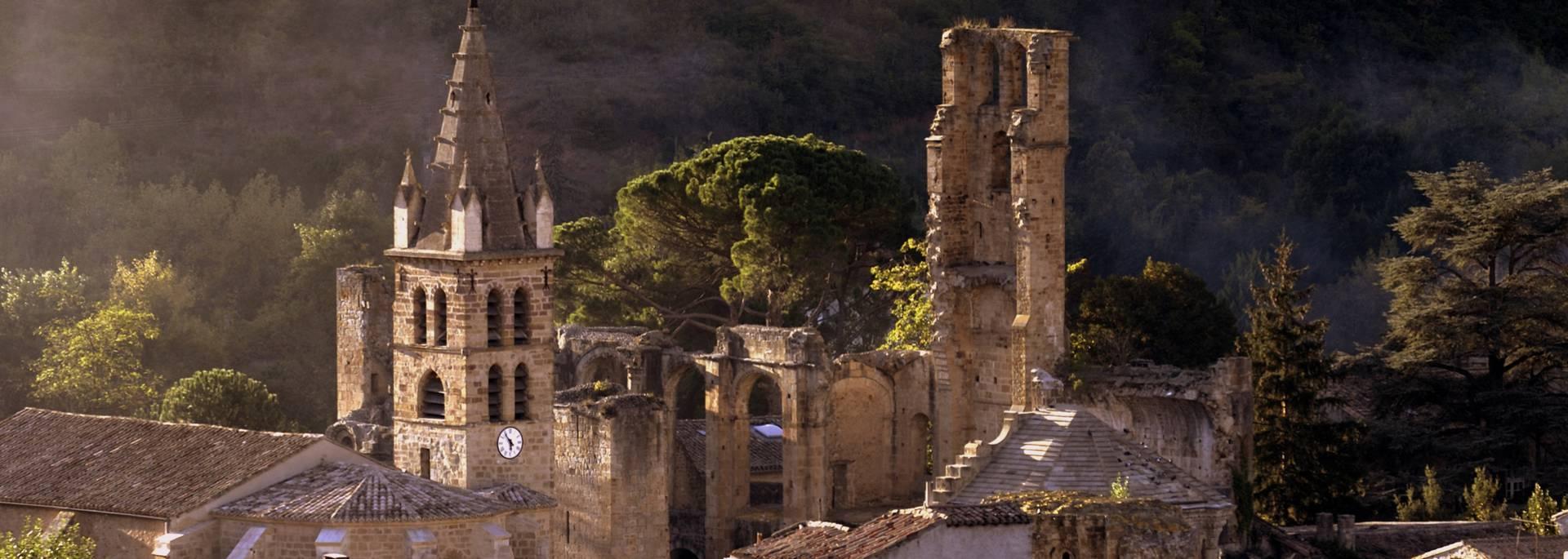 Abbaye d'Alet-les-Bains