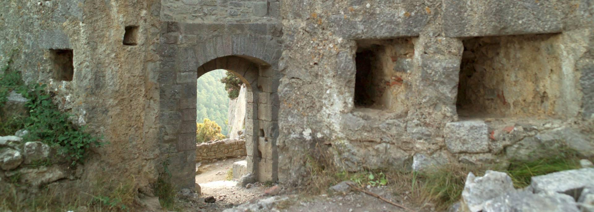 Die Burg Puilaurens