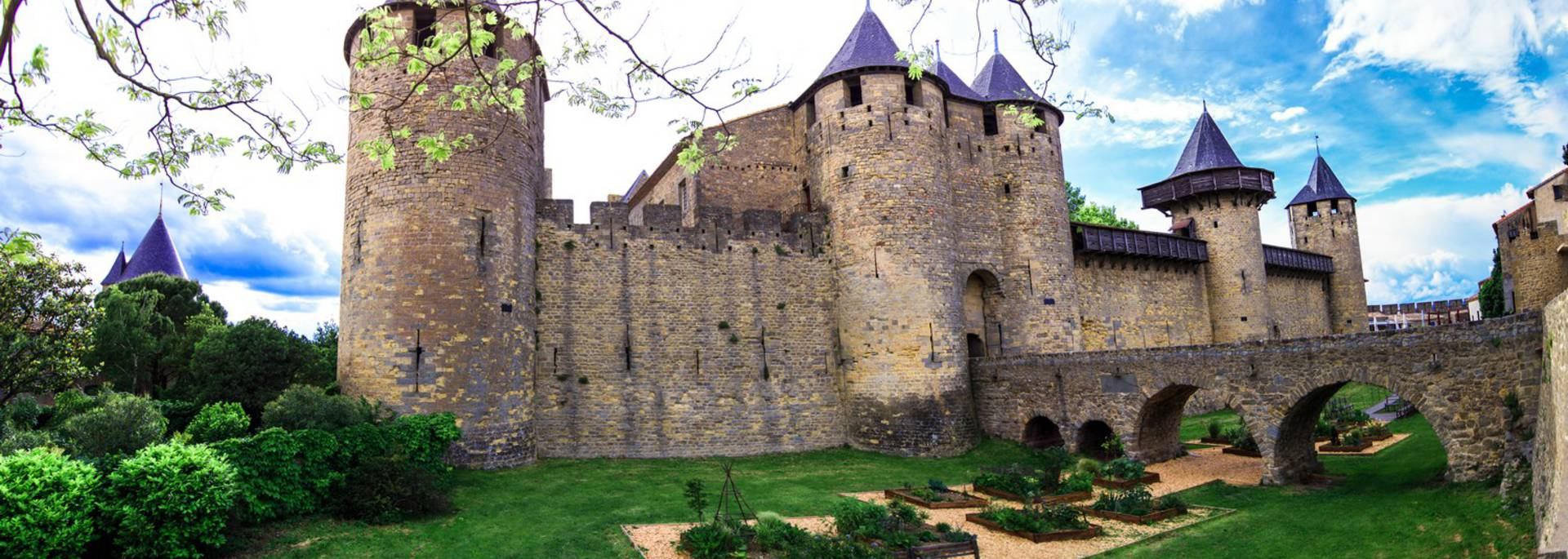 Château comtal de la Cité de Carcassonne