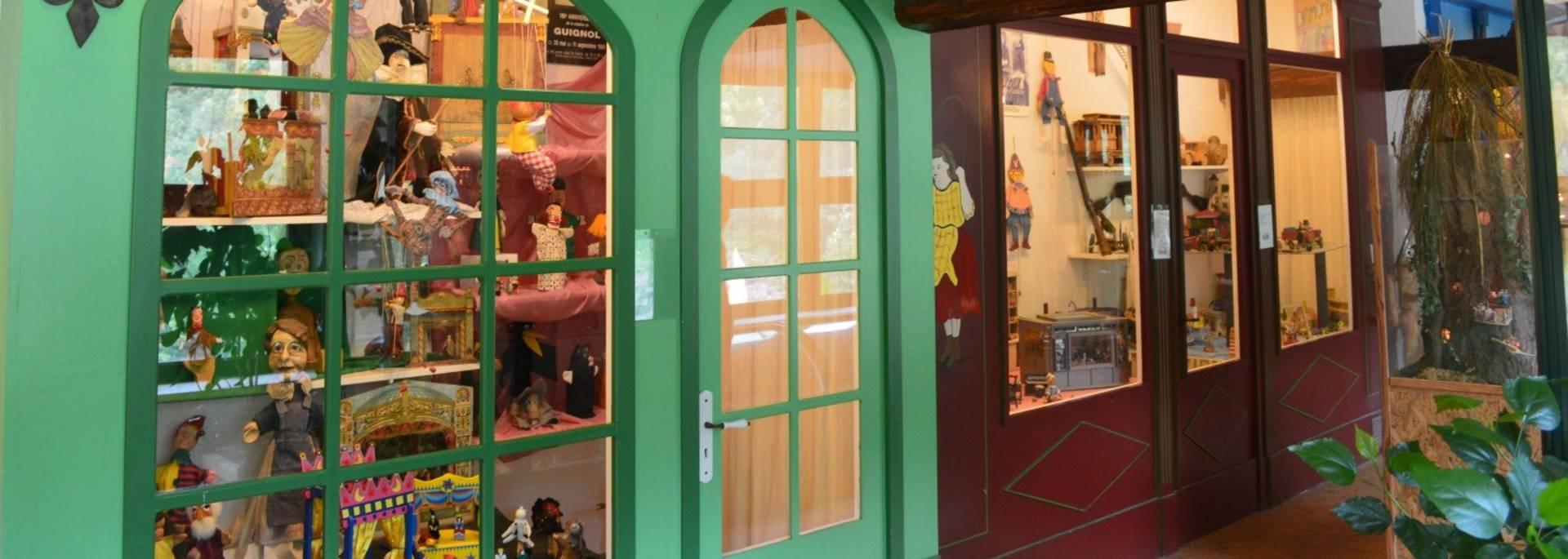 Haus des Holzes und der Spielsachen