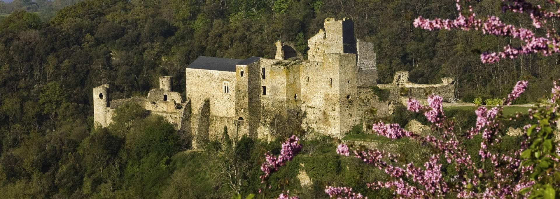 Châteaux de Saissac