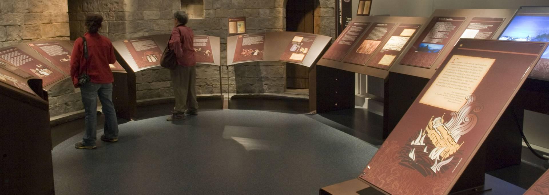 Musée du catharisme à Mazamet