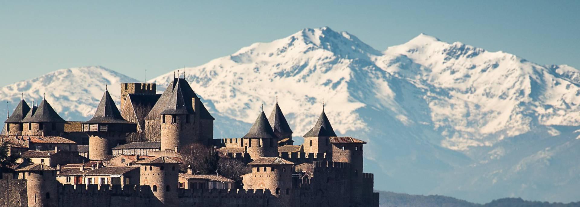 La Cité, les Pyrénées