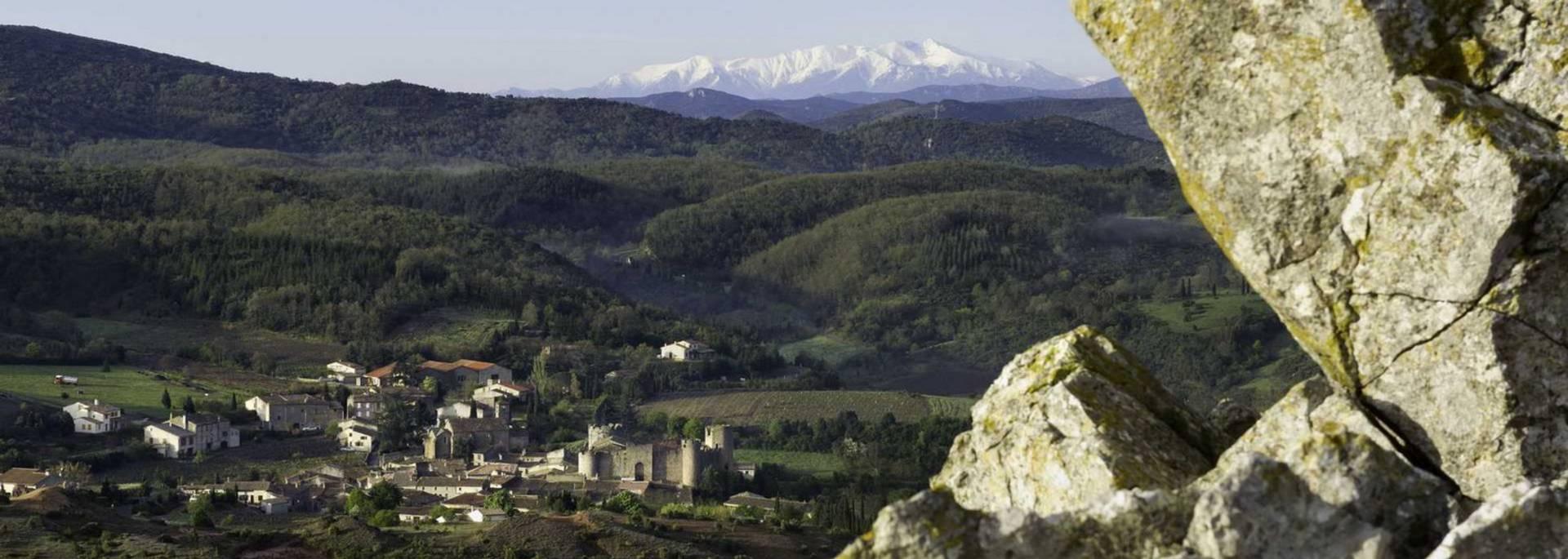 Visitar el castillo de Villerouge-Termenès