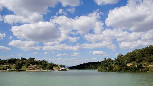 Der Lac de la Cavayère