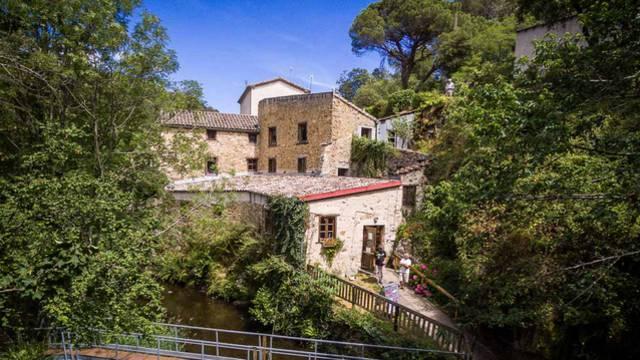 Die Mühle von Brousses-Villaret