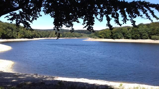 Der Lac du Lampy