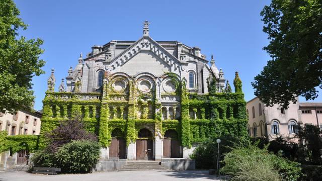 Das Kloster von Prouilhe