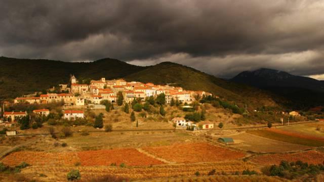 Das Dorf Cucugnan