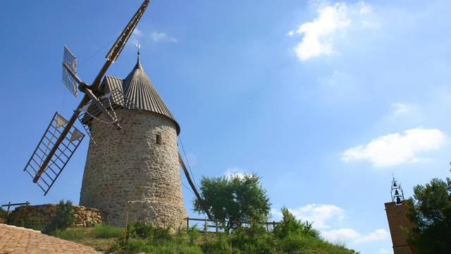 Die Mühle von Omer