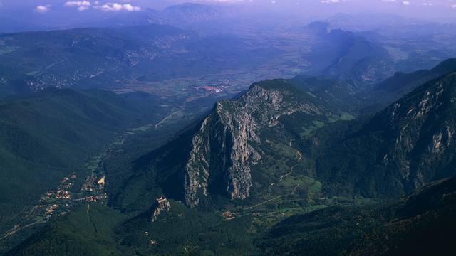 Der Mont Ardu