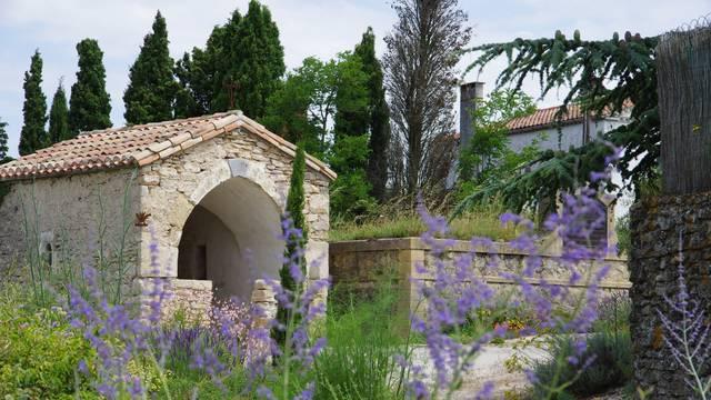 Der Garten des Oratoriums