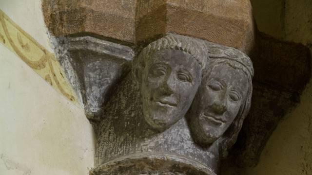 Die Kirche Saint-Etienne
