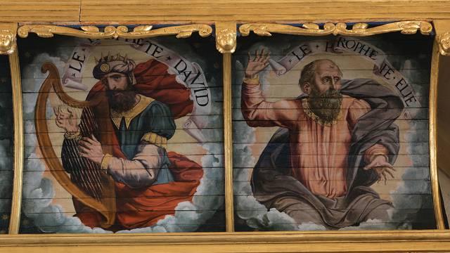 Das Retabel von Saint Etienne
