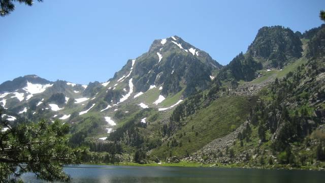 Der Lac du Laurenti