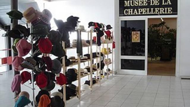 Das Musée de la Chapellerie (Hutmachermuseum)
