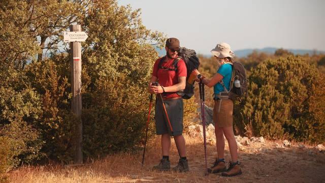 Expérience randonnée perchée sur le Sentier Cathare