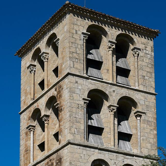 Abbaye de Caunes-Minervois