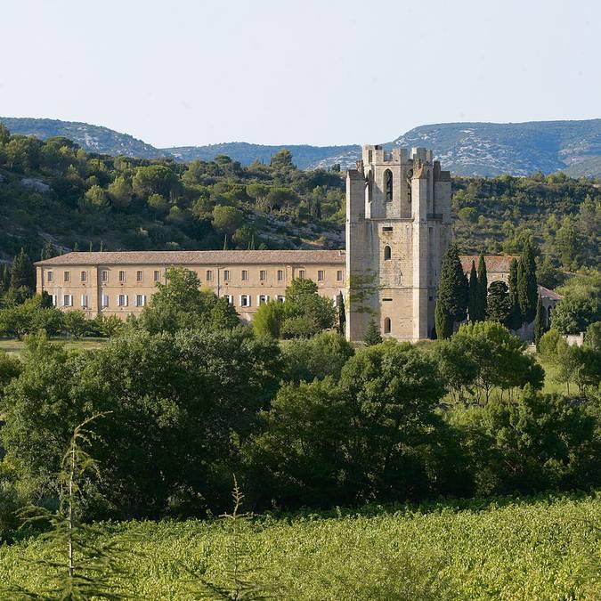 Abbaye de Lagrasse-tour des chanoines (partie privée)