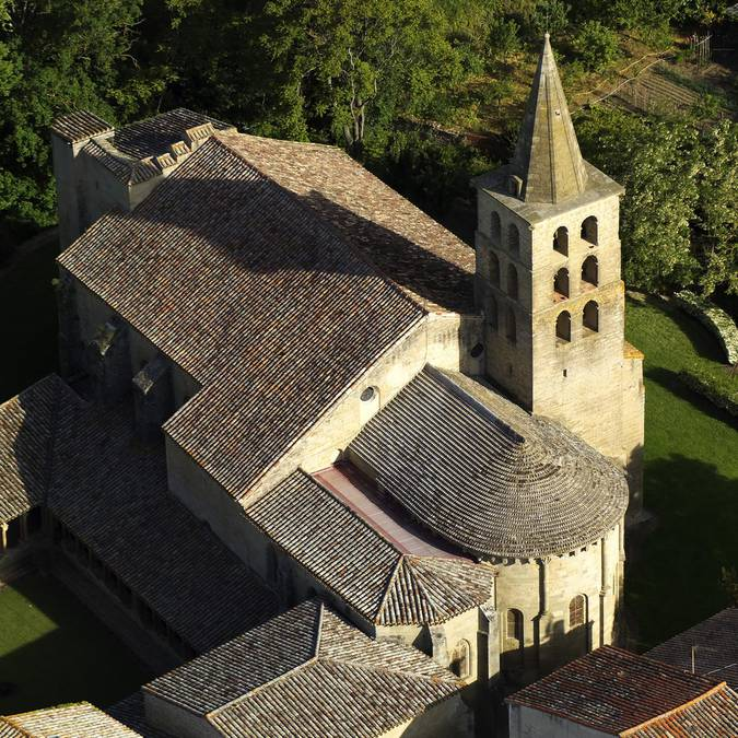 Abbaye de Saint-Papoul