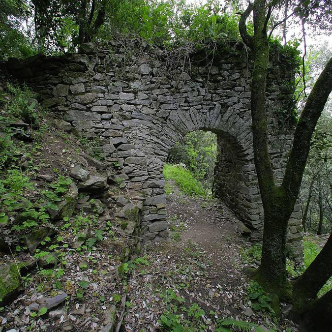 Castrum de Saissac