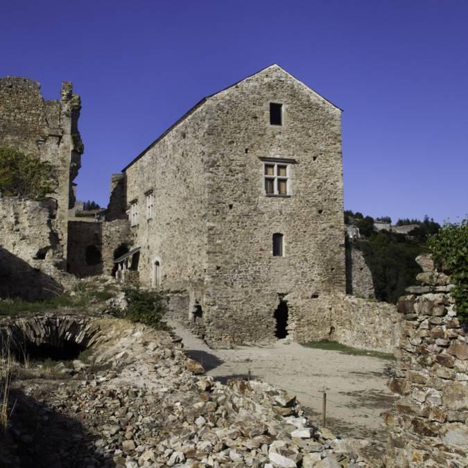 Château de Saissac
