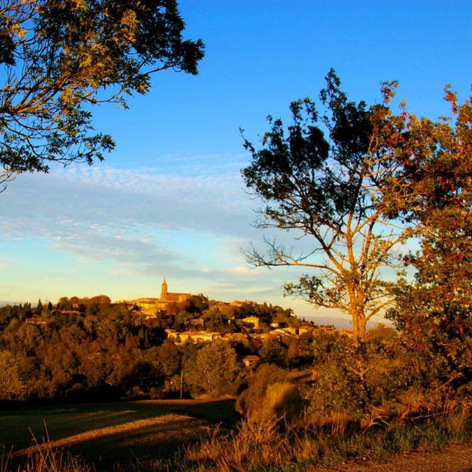 Cité médiévale de Fanjeaux
