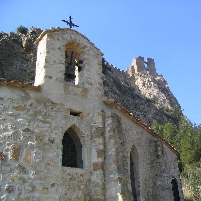 Le château de Padern