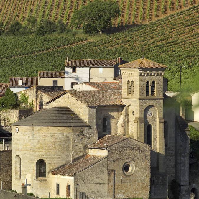 Le village de Saint-Hilaire
