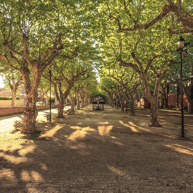 Village de Tuchan