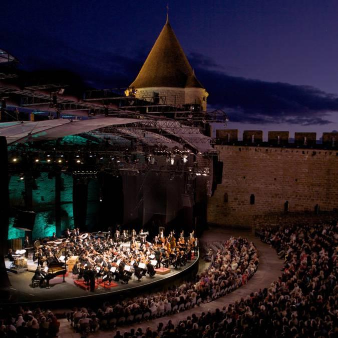 Théâtre Jean Deschamps Cité de Carcassonne
