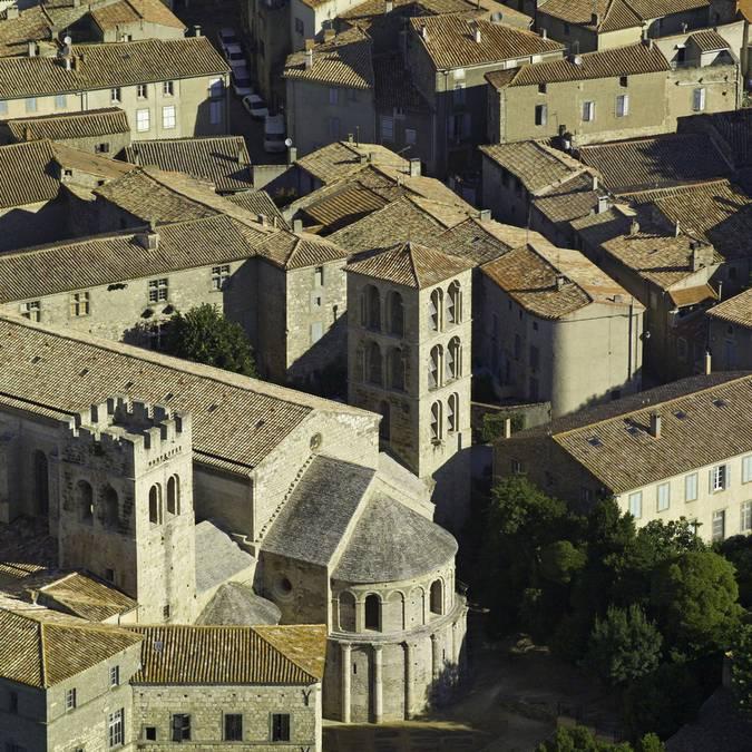 Village de Caunes-Minervois
