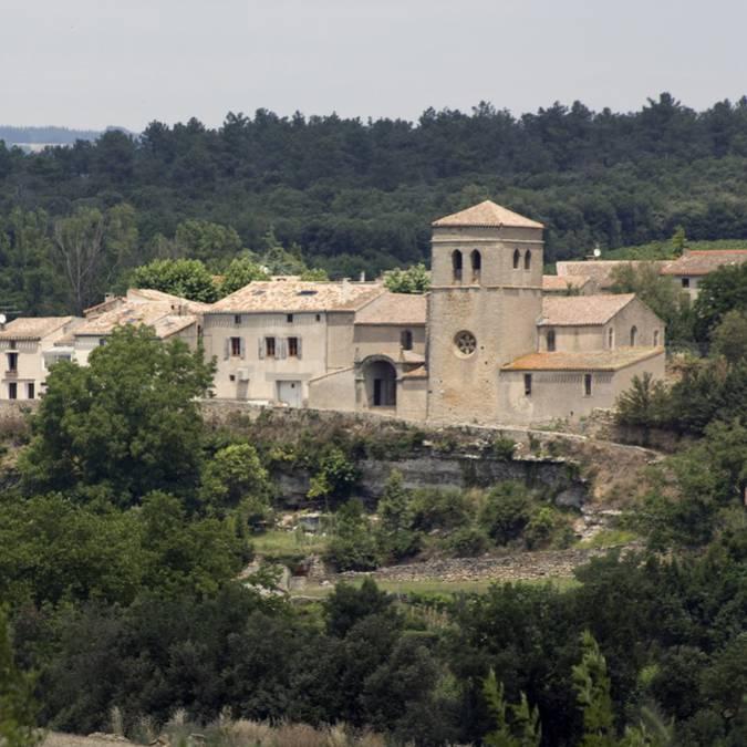 Village de Saint-Martin-le-Vieil