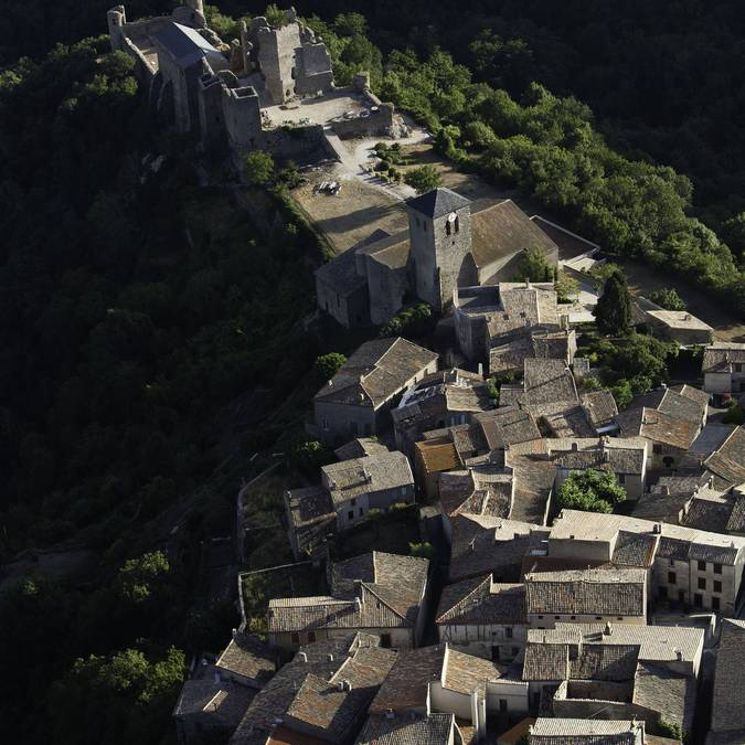 Village de Saissac