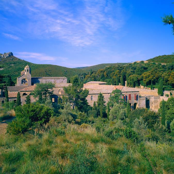 Die Abtei Fontfroide