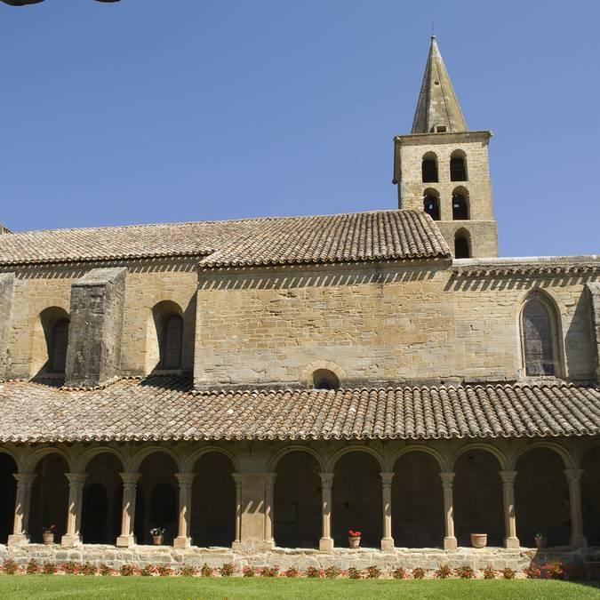 Abadía de Saint-Papoul