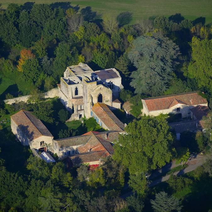 Die Abtei Villelongue