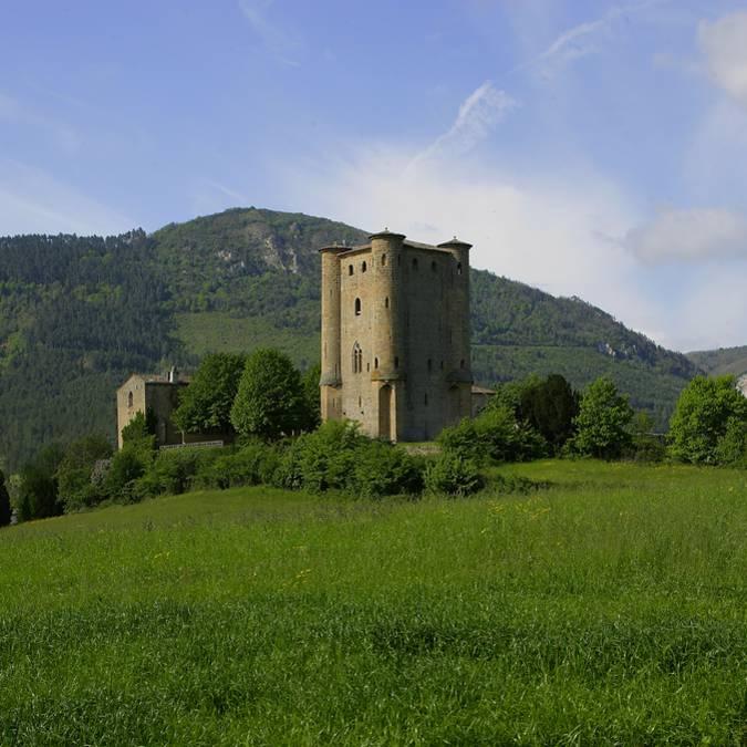 Die Burg Arques