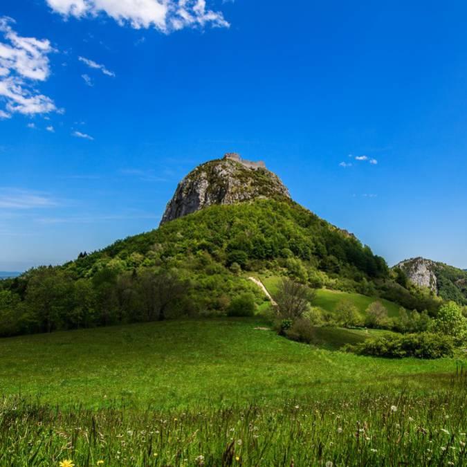 Die Burg Montsegur