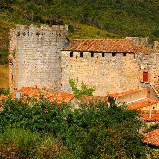 Villerouge-Termenes Castle