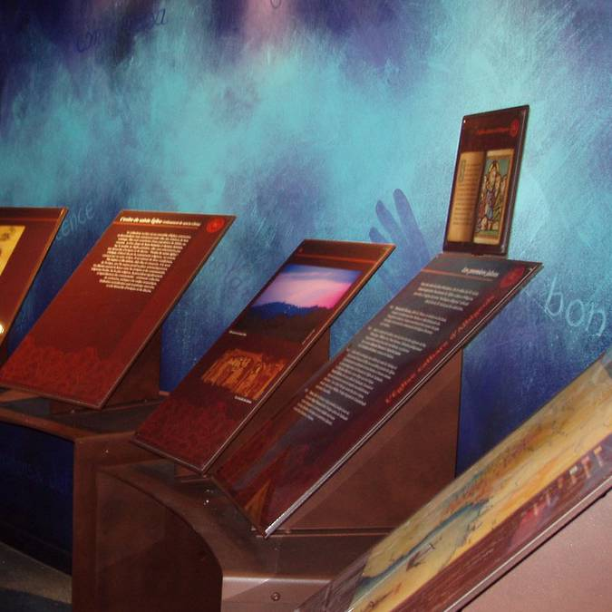 Musée du Catharisme de Mazamet